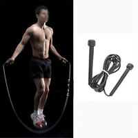 Jumping Ropes For Sports Gym Fitness Crossfit Adjustable Jump Training Exerciser