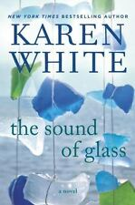 Book The Sound of Glass by Karen White Hardback Dustcover