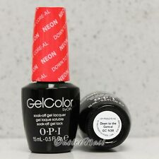 OPI GelColor Neon Collection Summer 2014 - DOWN TO THE CORE-AL GC N38 > Ship 24H