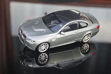 Nouvelle Bmw m3 carrosse avec Chrome Jantes en Fumée Argent mr-02 Mini-Z Chassis + Rar