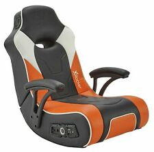 New X Rocker Rogue 2.1 Stereo Audio Gaming Chair with Subwoofer-RK145.