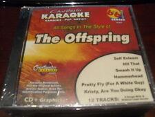 CHARTBUSTER 6+6 KARAOKE DISC 40484 THE OFFSPRING CD+G POP MULTIPLEX SEALED