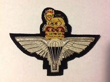 Parachute Regiment blazer badge