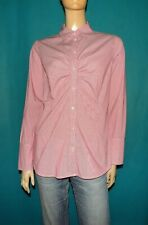 Shirt Pierre Cardin Cotton Pink Striped Size 40 Fr