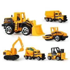 Truck Toy Play Set Vehicles Friction Powered Kids Toddler Boy Toy Bulldozer New