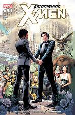 ASTONISHING X-MEN #51 MARVEL COMICS NM