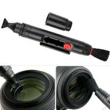 10  x Lens Pen Reinigungsstift für Objektive Filter etc. Pinsel 2 in 1