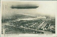 Ansichtskarte Graf Zeppelin Boven Rotterdam  (Nr.9628)