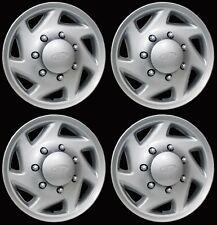 (4) New Genuine 2008 Ford Van E150 E250 E350 Hubcaps Wheel Covers 7030