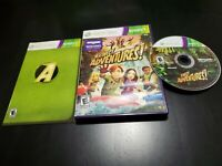 Kinect Adventures! (Microsoft Xbox 360, 2010) COMPLETE! TESTED! MINTY DISC!