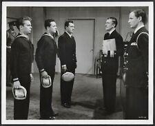 Russ Tamblyn Vic Damone Walter Pidgeon Original 1950s Photo Navy Hit the Deck