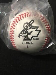 Last One!!!!  Swiss Official Baseball League Game Ball League Europe Baseball