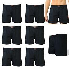 6-12er Pack Herren Boxershorts Unterhosen Unterwäsche Shorts Übergröße M-7XL