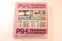 RARE PSI-5 PSI 5 TRADING COMPANY COMMODORE C64 GAME BY ACCOLADE 1985