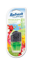 Refresh Scented Oil Wick Car & Home AC Vent Clip Air Freshener, Fresh Spring Air