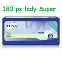 180 Pièces Tena Lady Super Absorbant Couches pour Incontinence 12 Paquets X15