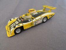 912F Solido 87 Alpine A442 B # 2 Le Mans 1978 Pironi 1:43