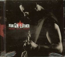 Luther, Martin -  Rebel Soul Music - CD - NEW