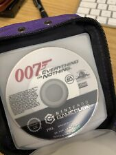 NINTENDO GAMECUBE GAME. James Bond 007 Everything or Nothing - DISC ONLY