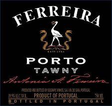 Ferreira Weiss White Portwein in GePa (15,80 EUR / Liter)