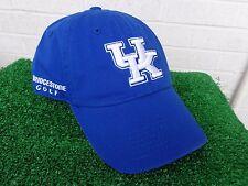 Bridgestone Golf University of Kentucky Wildcats Golf Hat Cap Adjustable UK NEW