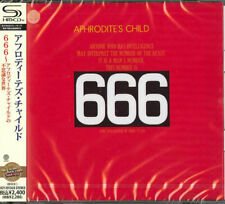 APHRODITE'S CHILD-666: APOCALYPSE OF ST JOHN-JAPAN 2 SHM-CD F00