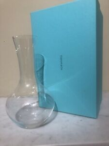 Reidel Wine Decanter. With Tiffany And co Box
