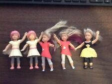 McDonald's American Girl Isabelle Happy Meal Toys