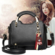 Women Faux Leather Shoulder Bags Handbags Satchel Messenger Tote Crossbody Purse