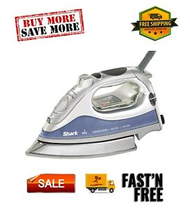 Lightweight Professional Electronic Iron Silver GI468 6.20 x 4.70 x 11.70 Inches