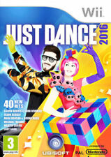 Just Dance 2016 Nintendo Wii Multiplayer PAL Game