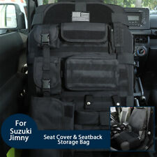 Seat Cover Case with Organizer Storage Muti Pocket for Suzuki Jimny 2019 2020