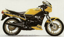 YAMAHA RD350 YPVS 31K KENNY ROBERTS REPLICA PAINTWORK DECAL SET