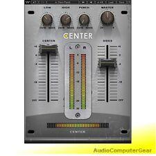 Waves CENTER Plugin Mastering Enhancer Audio Software Native+SoundGrid NEW