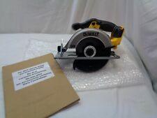"Dewalt 20V Max 6 1/2"" Circular Saw W/Blade (Bare Tool) - New , Model # Dcs393"