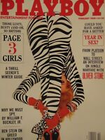 Playboy February 1988 | Kari Kennell      #1192 +