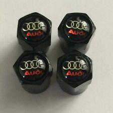 4x bouchon valve AUDI A1 A3 A4 A5 A6 A7 quattro RS S1 S3 S4 S5 S6 Q2 Q3 Q5 Q7 Q8
