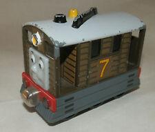 TOBY loco Take Along Take n Play Diecast Thomas the Tank Engine