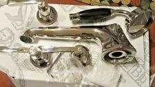 Restoration Hardware Lefroy Brooks 1930 Mackintosh 5-Hole Bath Set & Pull-Out