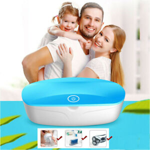 LED Sterilizer Disinfection Cabinet Nail Ultraviolet Sterilization Box USB