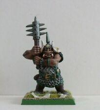 Citadel metal Ogre with two handed mace 1990s OOP (1)