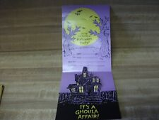 Vintage Current Inc, Halloween Party Invitations, It's A Ghoula Affair! (9)