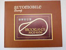 Automobile Quarterly Vol.9 No.1 Fall 1970 - Brooklands, Citroen SM