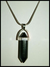 Mixed Metals Stone Handcrafted Necklaces & Pendants