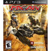 MX vs. ATV Supercross PS3 [Brand New]