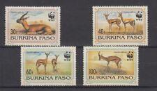 Burkina Faso  1298 - 01  Gazellen  WWF  **  (mnh)