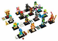 LEGO Series 19 Minifigures - Complete Set of 16 - 71025