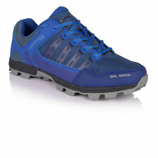 Higher State Hommes Soil Shaker Trail Chaussures De Course À Pied Baskets Bleu