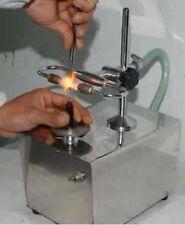 RF-1 Ampoule Fusing Machine Small Ampoule Filling Machine Tube Glass Fusing Lamp