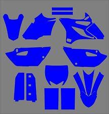 Yamaha YZ 85 2015 - 2018 Graphics Template vector EPS